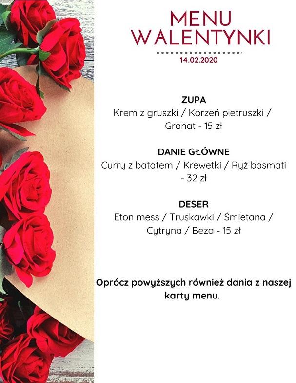menu walentynki 4